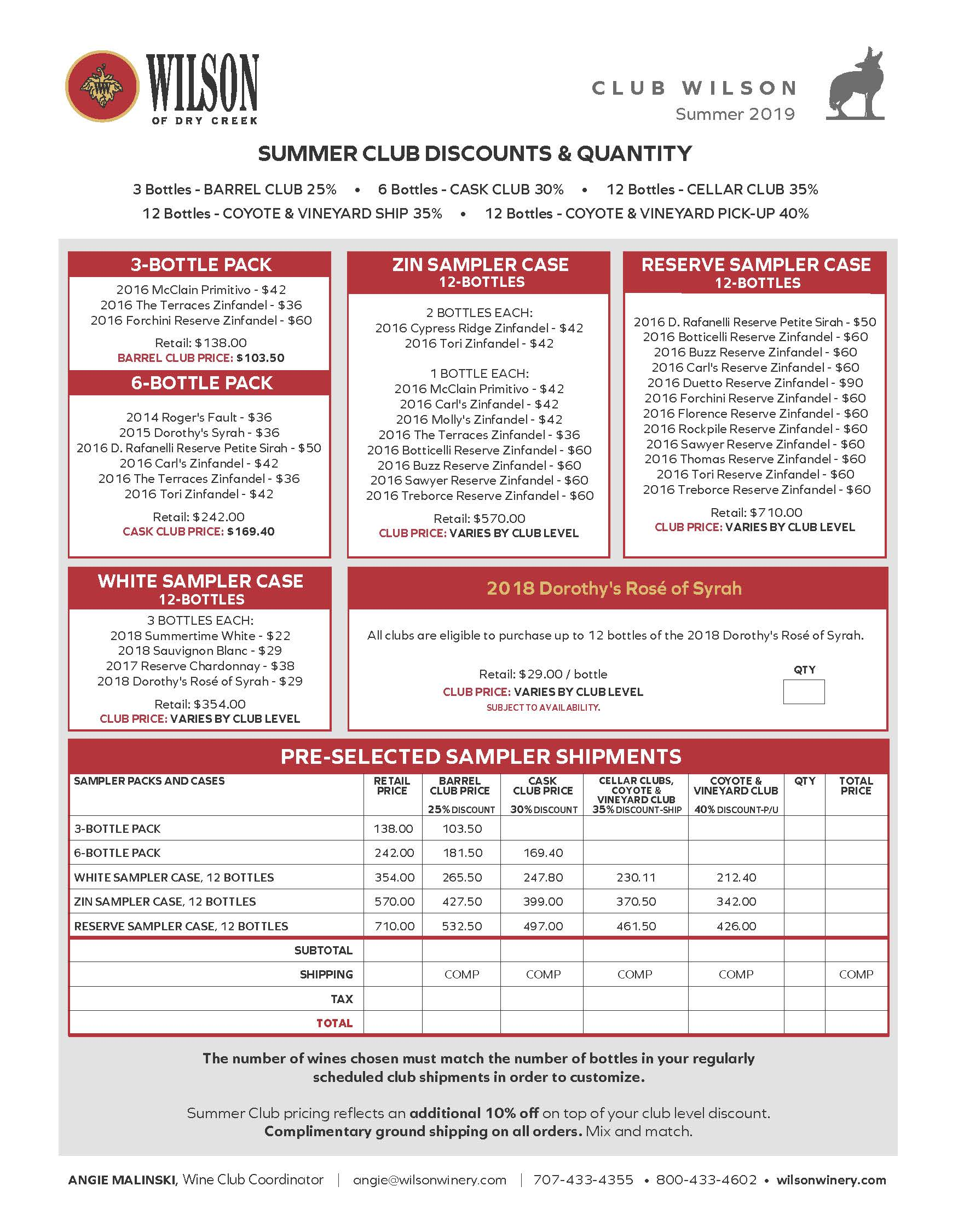Wilson Summer 2019 Order Form_Page_1
